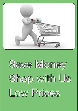 Save Money! Shop With Us. Super Low Prices